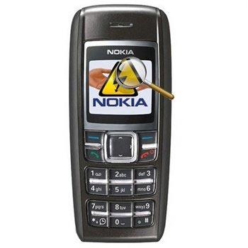 Nokia 1600 Diagnose