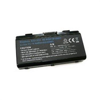 Asus T12, X51 Laptop Accu 4400mAh