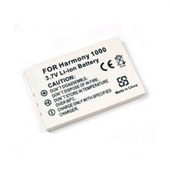 Logitech Harmony 1000, 1100 Batterij