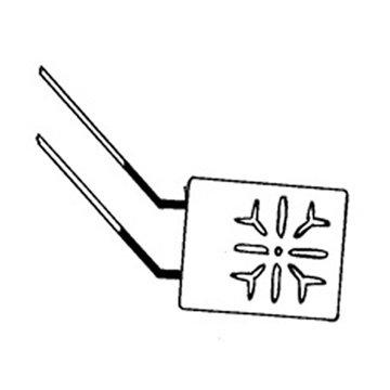 KRAM Blaupunkt 2-pin Radio Mount (78800)