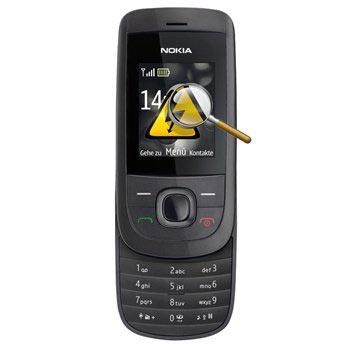 Nokia 2220 slide Diagnose