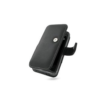 HTC 7 Pro PDair Leren Case 3BHT7PB41 Zwart
