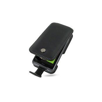 HTC 7 Pro PDair Leren Case 3BHT7PF41 Zwart