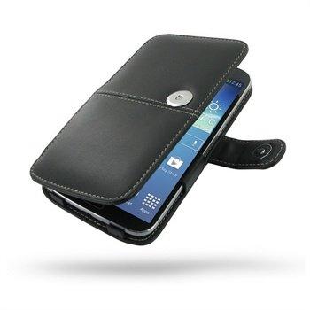 Samsung Galaxy Mega 6.3 i9200 PDair Leren Case 3BSSA6BX1 Zwart