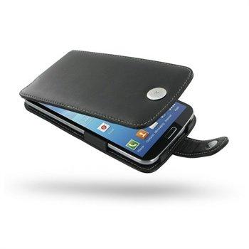Samsung Galaxy Mega 6.3 i9200 PDair Leren Case 3BSSA6FX1 Zwart