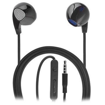 4smarts Melody In-Ear Headset Zwart