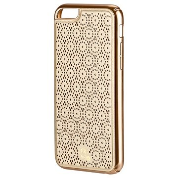 iPhone 6/6S 4smarts Rome Cover Goud