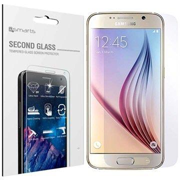 Samsung Galaxy S6 4smarts Second Glass displayfolie