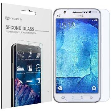 Samsung Galaxy J5 4smarts Second Glass Displayfolie