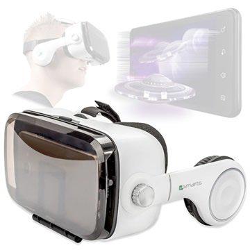 4smarts Spectator Sound VR Bril Wit