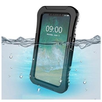 iPhone X Active Series IP68 Waterdicht Hoesje Zwart
