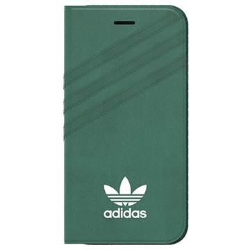 Adidas Originals Booklet case Apple iPhone 7 Groen-Wit
