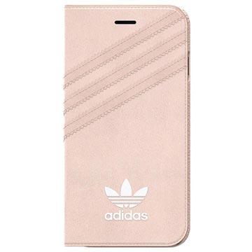 Adidas Originals Booklet case Vapour iPhone 7 Grijs-Wit