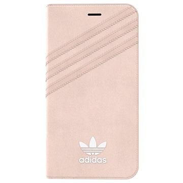 Adidas Originals Booklet Case Apple iPhone 7 Plus Roze