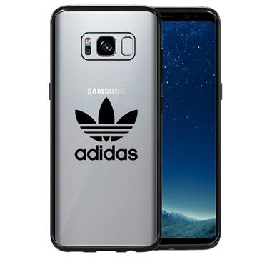 Adidas Clear case transparant voor Samsung Galaxy S8