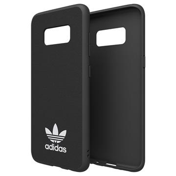 Adidas slim moulded case zwart voor Samsung Galaxy S8