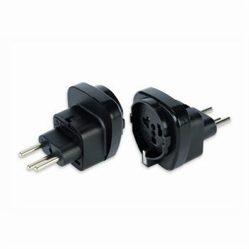 Ansmann TP-CH Reisstekker Adapter