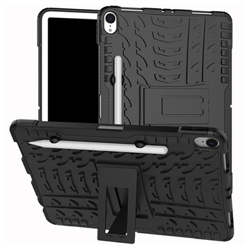 Anti-Slip iPad Pro 11 Hybrid Case Zwart