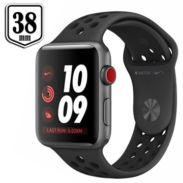 Apple Watch Nike+ OLED Grijs GPS smartwatch