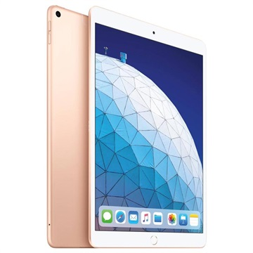 Apple iPad Air 10.5 Wi-Fi + Cell 64GB goud MV0F2FD-A