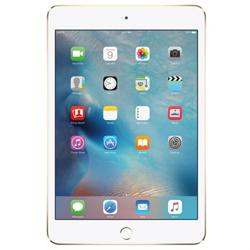 iPad mini 4 Wi-Fi Cell 128GB Gold MK782FDA