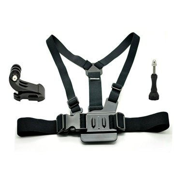 Arkon Chest Strap GoPro HERO3+, GoPro HERO3, Sony Action Cam