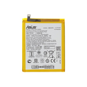 Asus Zenfone 3 Max ZC553KL Batterij C11P1609 4120mAh