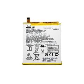 Asus Zenfone 3 ZE552KL Batterij C11P1511 3000mAh
