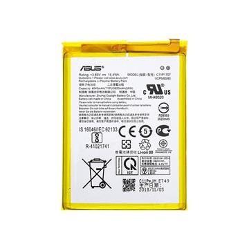 Asus Zenfone Max (M1) ZB555KL Batterij C11P1707 4000mAh