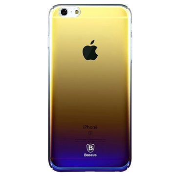 iPhone 6/6S Baseus Glaze Series Cover Paars