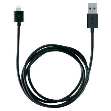 Lightning kabel Zwart