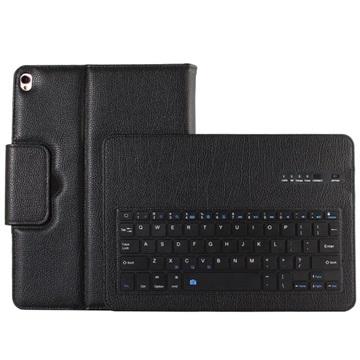 iPad 10.2 Bluetooth Toetsenbord Hoesje Zwart