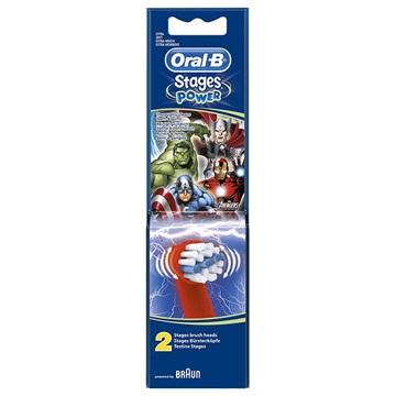 Braun oral-b electrische tandenborstel-kop...