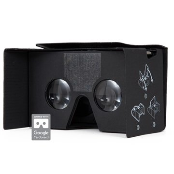 Case-Mate CM033764 Google Cardboard Virtual Reality Viewer V2, Black