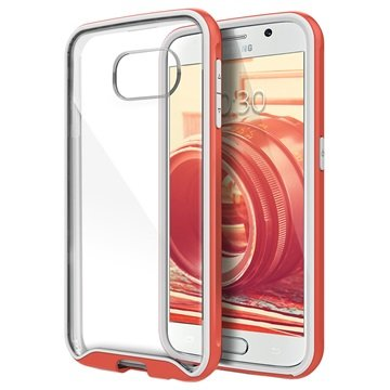 Samsung Galaxy S6 Caseology Waterfall Cover Roze