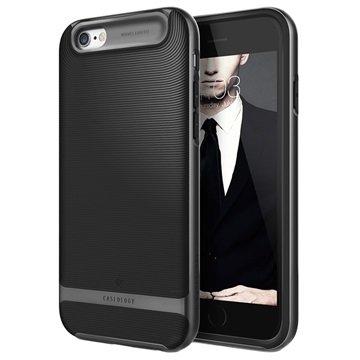 iPhone 6 Plus/6S Plus Caseology Wavelength Cover Zwart