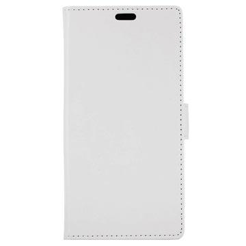 Samsung Galaxy J5 (2017) Klassiek Wallet Case Wit