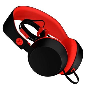 Coloud 143394 Hoofdtelefoon On Ear Boom-Rood Zwart