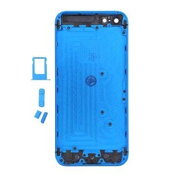 iPhone 5 Batterij Cover Set Blauw
