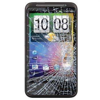 HTC Desire HD Displayglas Reparatie