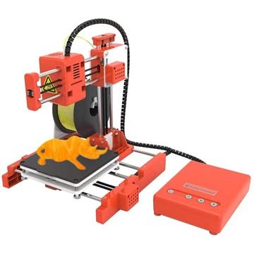 EasyThreed X1 Mini Draagbare 3D Printer voor Kinderen Oranje