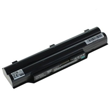 Fujitsu-Siemens Lifebook A512, Lifebook A530, Lifebook A531 Laptop Batterij 4400mAh