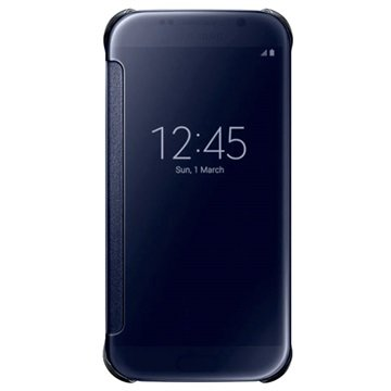 Samsung Samsung Galaxy S6 Clear View Cover Black (EF-ZG920BBEGWW)