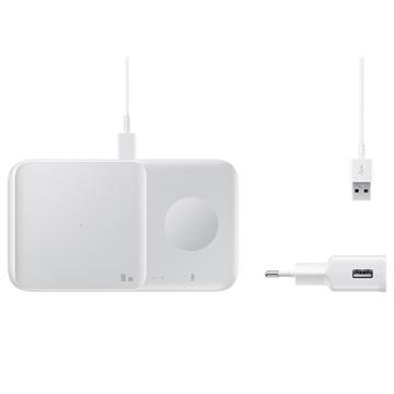 Samsung EP-P4300TWEGEU oplader voor mobiele apparatuur Wit Binnen