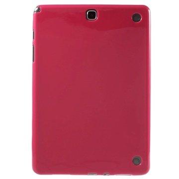 Samsung Galaxy Tab A 9.7 Glossy TPU Case Hot Pink