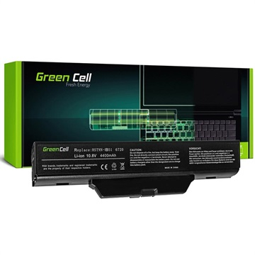 Green Cell Accu HP Compaq 550, 610, 6720s, 6830s 4400mAh