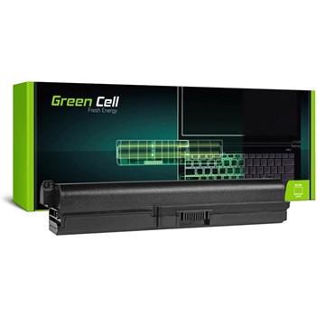 Green Cell Batterij Toshiba Satellite Pro, Dynabook, Portege 6600mAh