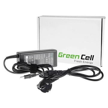 Green Cell Oplader-Adapter Acer Aspire, Extensa, TravelMate 65W
