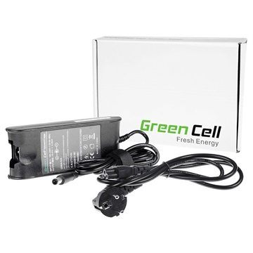 Green Cell Oplader-Adapter Dell Inspiron, XPS 14, 15, Latitude, Alienware 90W