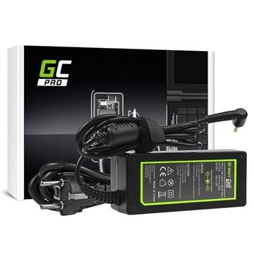 Green Cell Pro Oplader-Adapter Lenovo IdeaPad, Yoga, Flex 65W